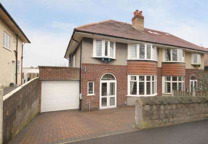 3 Bedrooms Semi Detached House for sale in Carter Knowle Road, Sheffield, South Yorkshire