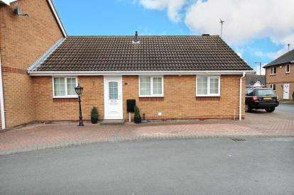 2 Bedrooms Bungalow for sale in Springwell Gardens, Balby, Doncaster