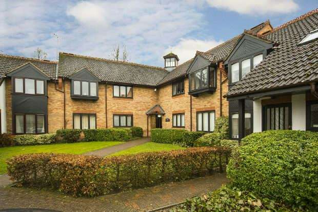 2 Bedrooms Flat for sale in Stanbury Gate, Spencers Wood, Reading