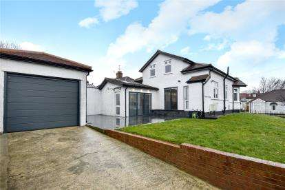 3 Bedrooms Detached Bungalow for sale in Hillview Road, Chislehurst