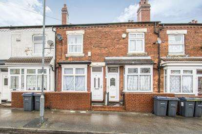 2 Bedrooms Terraced House for sale in Willes Road, Hockley, Birmingham, West Midlands
