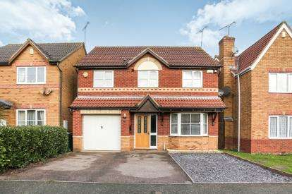 4 Bedrooms Detached House for sale in Middlefield Drive, Binley, Coventry, West Midlands