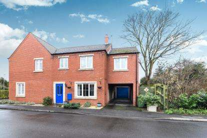 4 Bedrooms Semi Detached House for sale in Watsons Lane, Evesham, Worcestershire