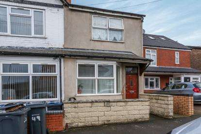 3 Bedrooms End Of Terrace House for sale in Common Lane, Ward End, Birmingham, West Midlands