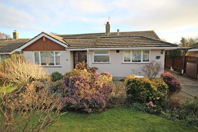 3 Bedrooms Detached Bungalow for sale in Pegasus Avenue, Hordle, Lymington