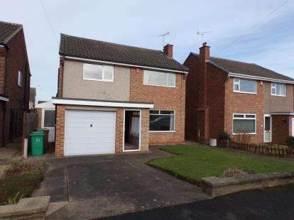 4 Bedrooms Detached House for sale in The Downs, Silverdale, Nottingham, Nottinghamshire
