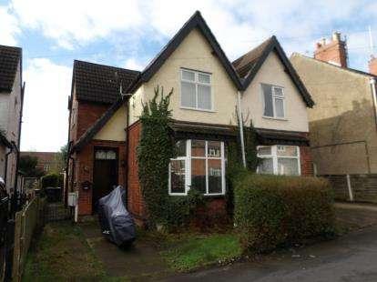 2 Bedrooms Semi Detached House for sale in Grange Road, Ibstock