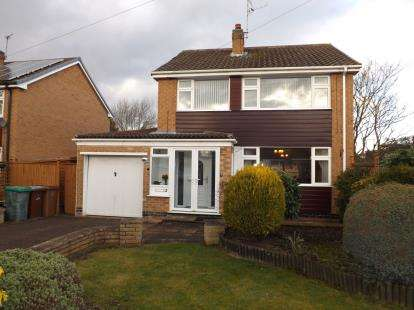 3 Bedrooms Detached House for sale in Grange Close, Wilford, Nottingham, Nottinghamshire