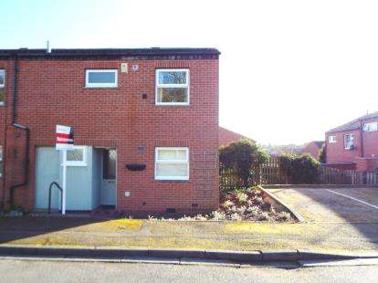 3 Bedrooms Semi Detached House for sale in Sandgate, Beeston, Nottingham