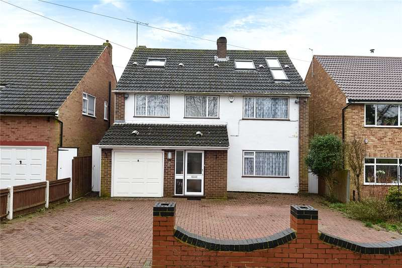 6 Bedrooms Detached House for sale in West Common Road, Uxbridge, Middlesex, UB8