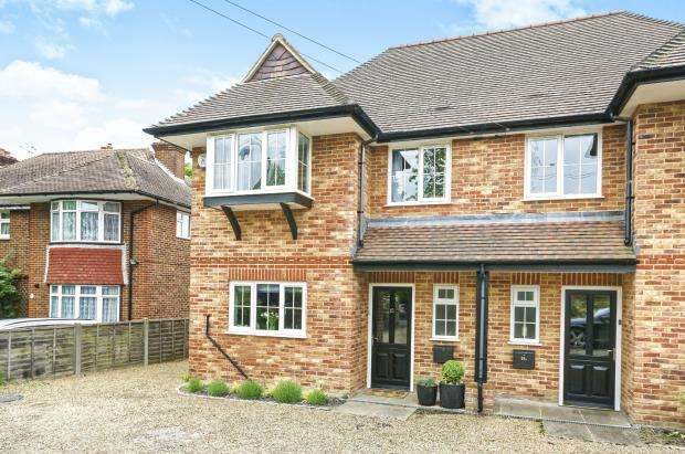 4 Bedrooms Semi Detached House for sale in Bookham, Leatherhead, Surrey