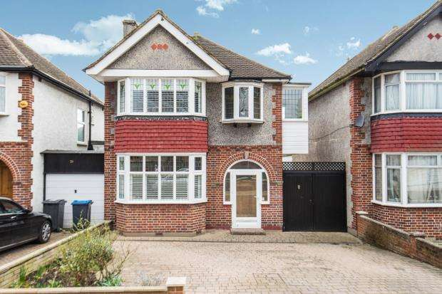3 Bedrooms Detached House for sale in New Malden, Surrey, .