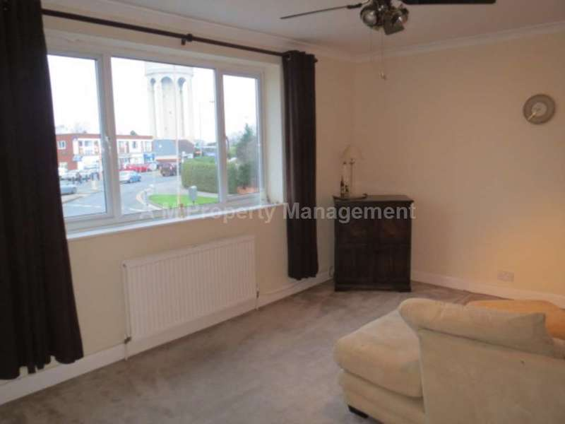 1 Bedroom Flat for sale in Halls Road, Tilehurst