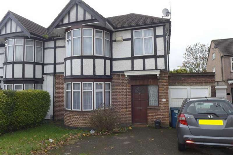 3 Bedrooms End Of Terrace House for sale in Christchurch Avenue, Harrow, Middlesex
