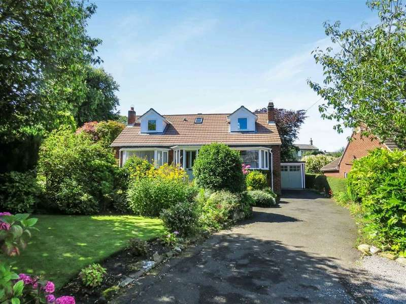 4 Bedrooms Detached House for sale in The Avenue, Alnwick, Northumberland