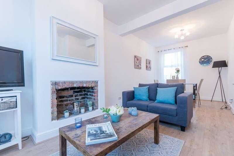 3 Bedrooms Terraced House for sale in Buchan Road Nunhead SE15