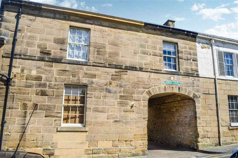 3 Bedrooms Semi Detached House for sale in Howick Street, Alnwick, Northumberland