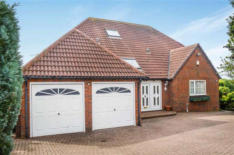 4 Bedrooms Detached House for sale in Valerian Court, Ashington, Northumberland