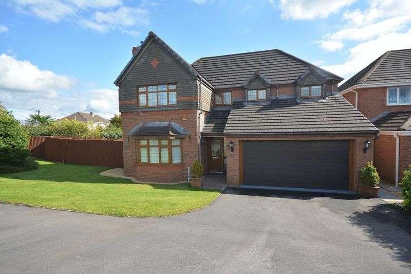 4 Bedrooms Property for sale in 24 Pant Ardwyn, Bridgend