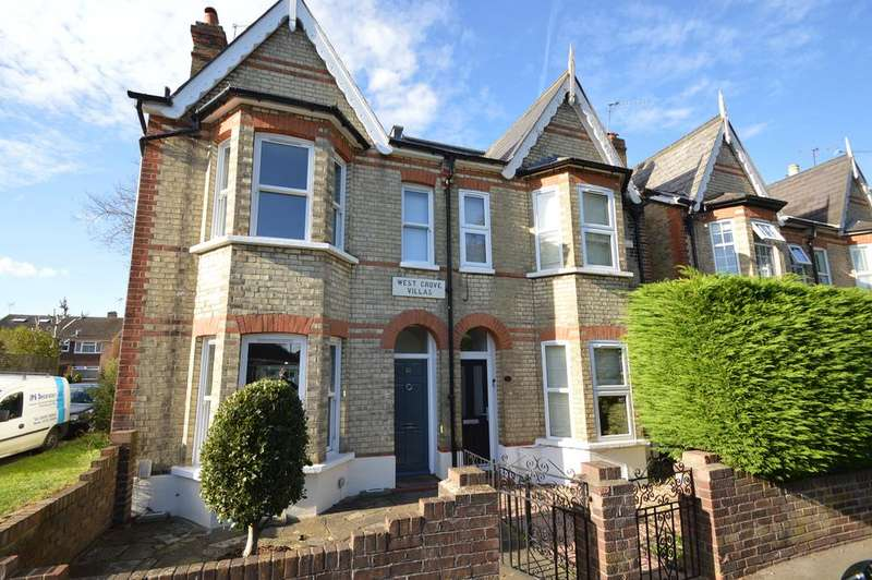 3 Bedrooms Semi Detached House for sale in West Grove, WALTON ON THAMES KT12