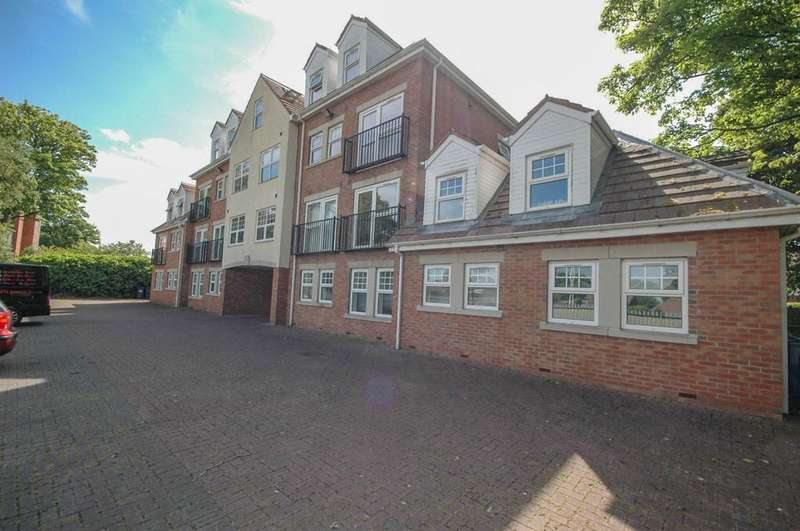 2 Bedrooms Flat for sale in Field House, South Shields