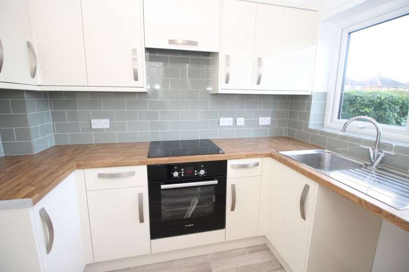 2 Bedrooms Property for sale in Nicola Gardens, Derby, DE23