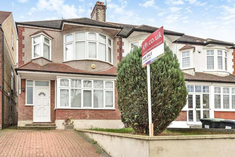 3 Bedrooms Terraced House for sale in Winchmore Hill Road, Southgate