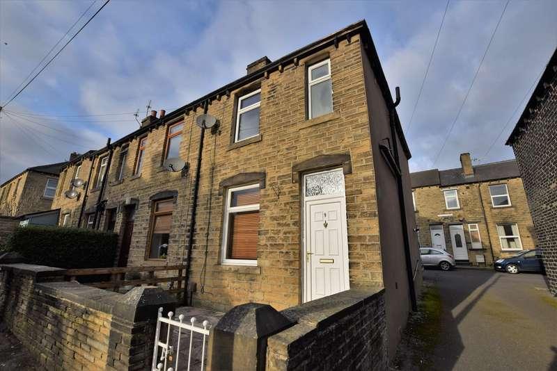 2 Bedrooms Terraced House for sale in Grasscroft Road, Huddersfield HD1