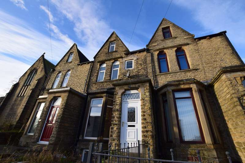 4 Bedrooms Terraced House for rent in Church Street, Moldgreen HD5