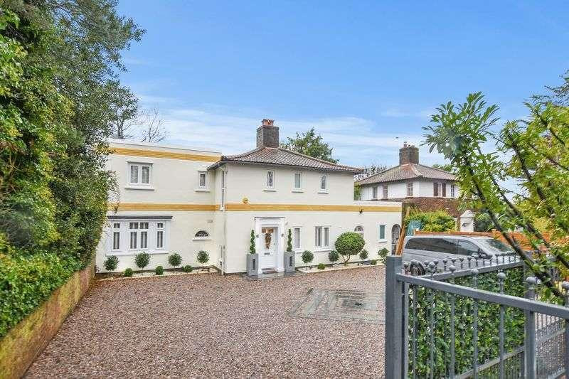 5 Bedrooms Property for sale in Fir Tree Road Nork Banstead, Surrey
