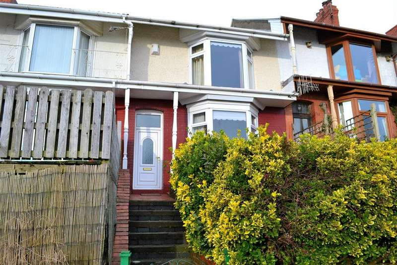 3 Bedrooms Terraced House for sale in Chaddesley Terrace, Swansea