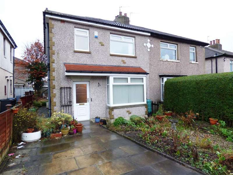 3 Bedrooms Semi Detached House for sale in Leeds Road, Eccleshill, Bradford, BD2 3LD