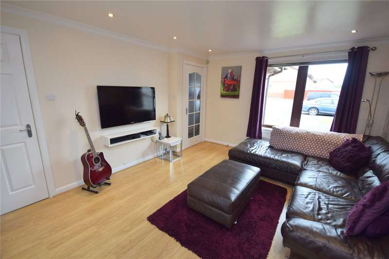 2 Bedrooms Semi Detached House for sale in Bressay Grove, Barlanark, Glasgow, G33