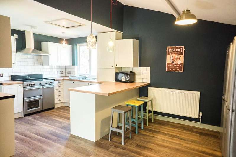 6 Bedrooms House Share for rent in The Park, 200 Norfolk Park Road, Sheffield S2