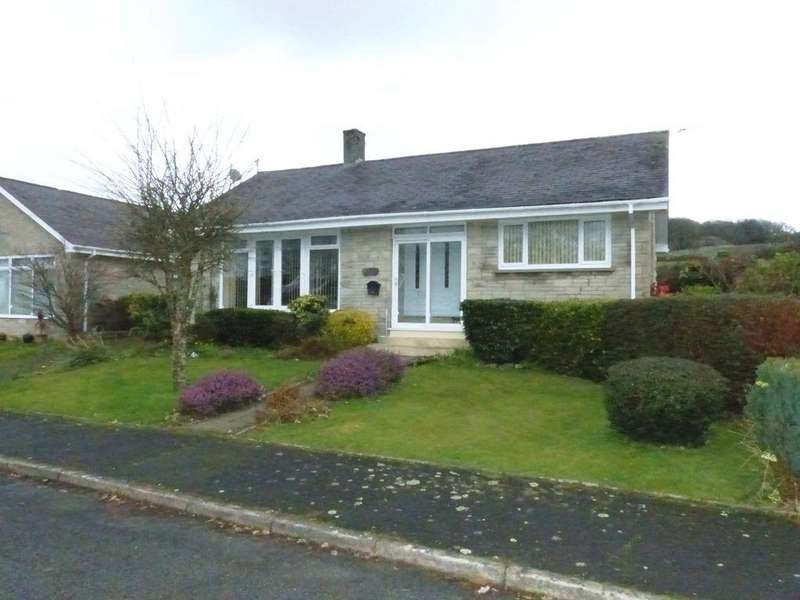 3 Bedrooms Bungalow for sale in 6 Wern Fach, Dyffryn Ardudwy, LL44