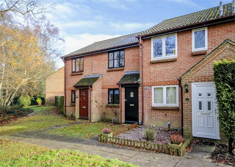 2 Bedrooms Terraced House for sale in Durley Mead, Forest Park, Bracknell, Berkshire