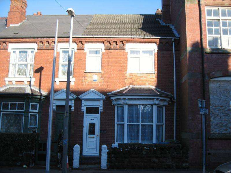 3 Bedrooms Terraced House for rent in Edward Street, West Bromwich