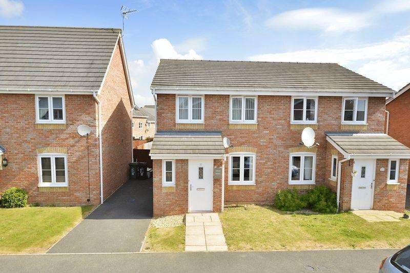 3 Bedrooms Semi Detached House for sale in Magpie Close, Oakley Vale, Corby