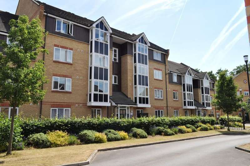 2 Bedrooms Apartment Flat for sale in Faraday Road, Guildford