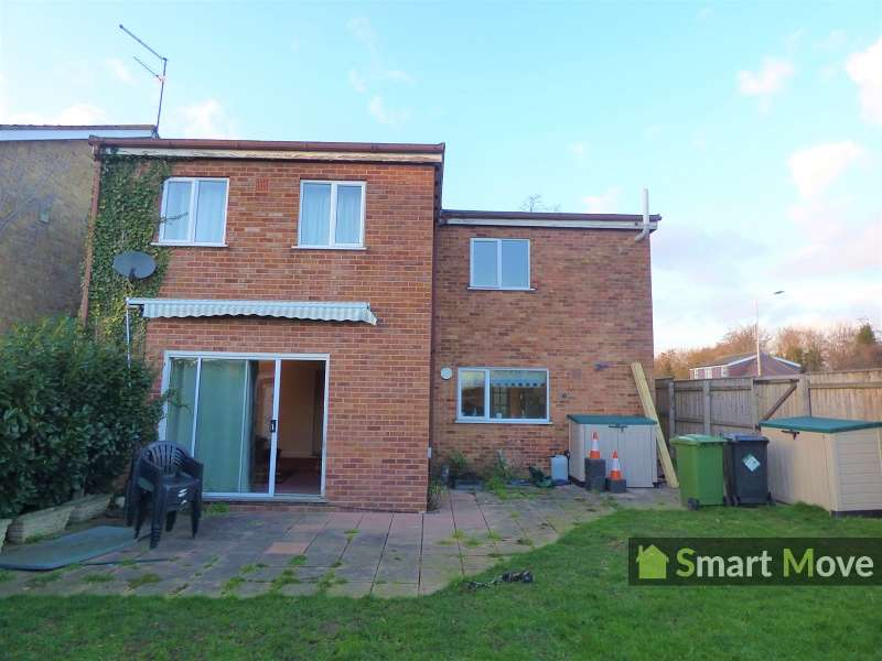 4 Bedrooms Detached House for sale in Oxney Road, Peterborough, Cambridgeshire. PE1 5NG