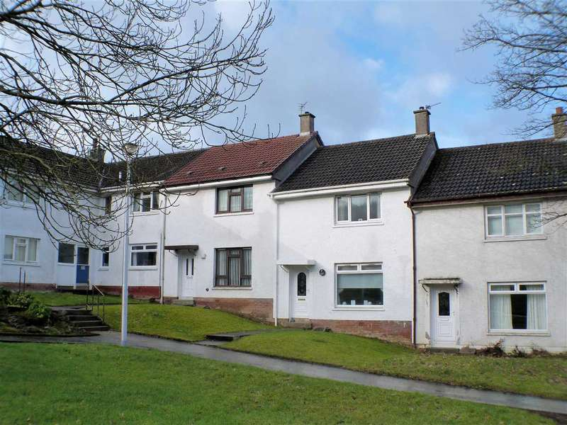 2 Bedrooms Terraced House for sale in Kelvin Drive, Murray, EAST KILBRIDE