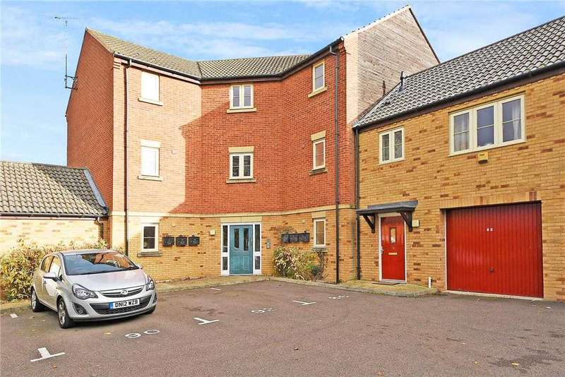1 Bedroom Apartment Flat for sale in Chapman Road, Wellingborough, NN8 1JN