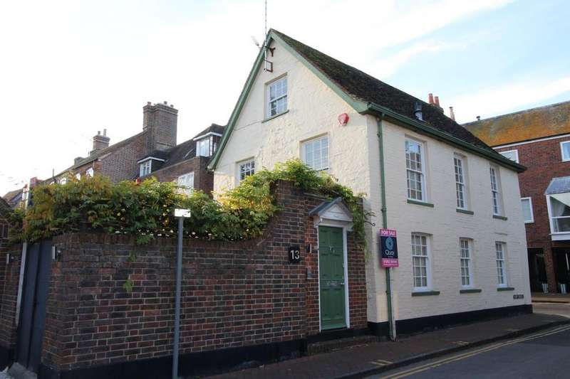 4 Bedrooms Cottage House for sale in Cottage, Poole Old Town