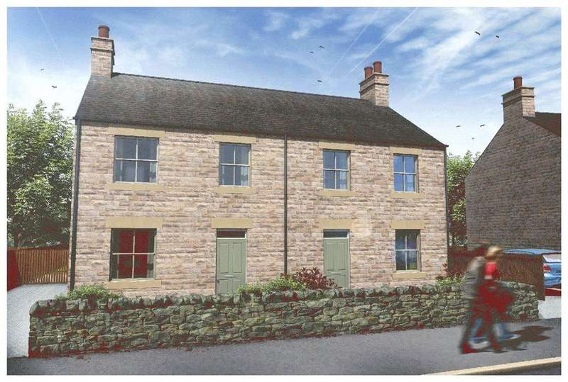 4 Bedrooms Semi Detached House for sale in Church View, Dacre Banks, Harrogate, North Yorkshire
