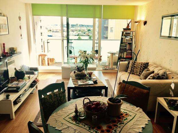 2 Bedrooms Apartment Flat for sale in Windward Court, london, E16