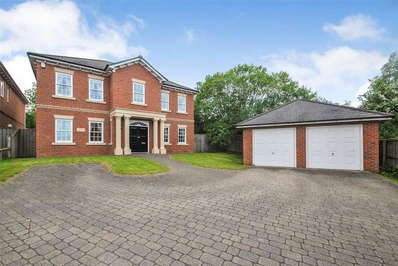 5 Bedrooms Detached House for sale in The Meadows, Seaton, Seaham, Co Durham, SR7