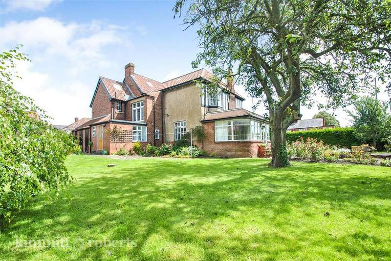 4 Bedrooms Detached House for sale in Gillas Lane West, Houghton le Spring, Tyne and Wear, DH5