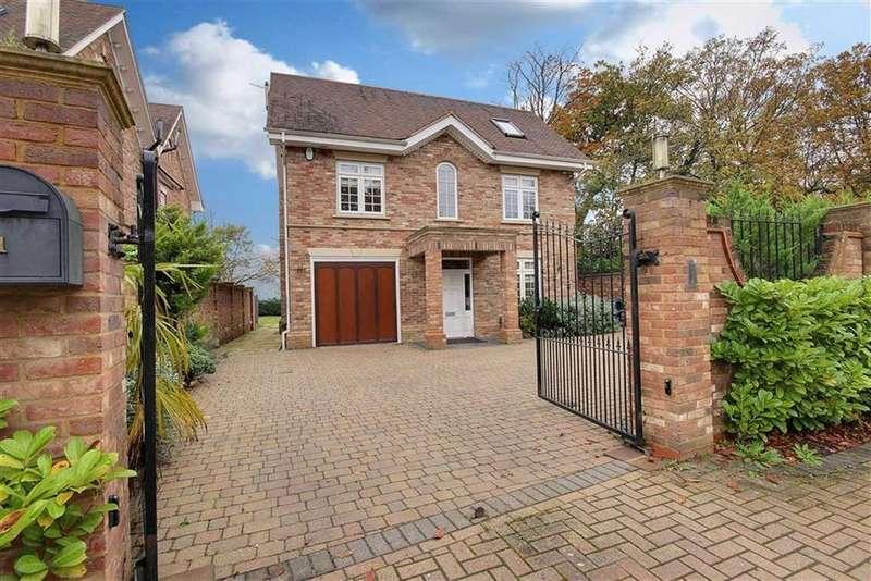 6 Bedrooms Detached House for rent in Sandalwood Close, Arkley, Hertfordshire