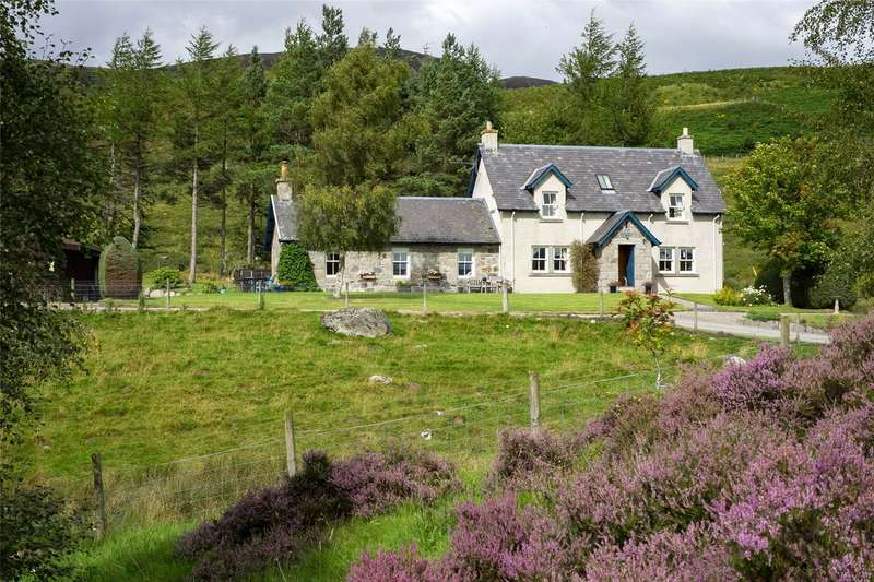 4 Bedrooms Detached House for sale in Hunthill - Lot 1, Laggan, Inverness-Shire, PH20
