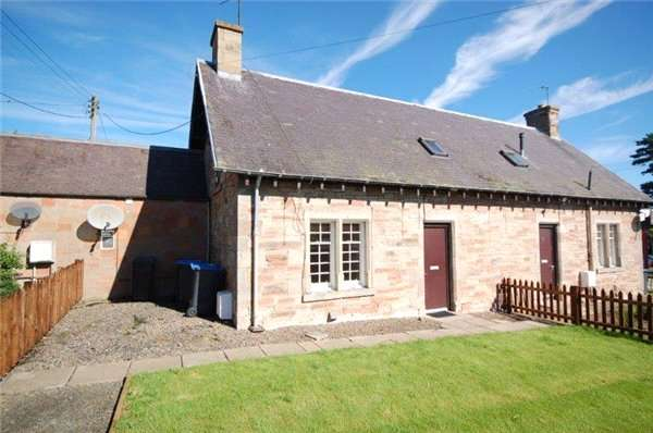 2 Bedrooms Terraced House for sale in 3 Bonjedward Cottages, Jedburgh, Scottish Borders, TD8